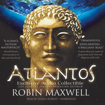 Atlantos: The Early Erthe Chronicles, Robin Maxwell