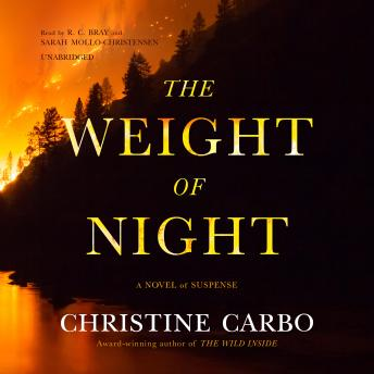 Weight of Night: A Novel of Suspense, Christine Carbo
