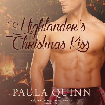 A Highlander's Christmas Kiss