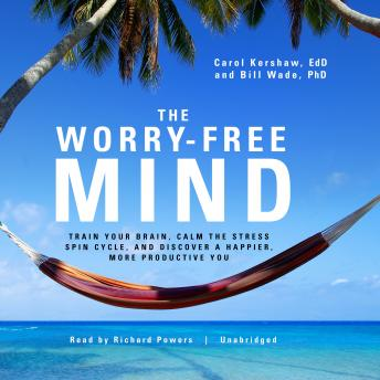Download Worry-Free Mind: Train Your Brain, Calm the Stress Spin Cycle, and Discover a Happier, More Productive You by Carol Kershaw Edd, Bill Wade Phd