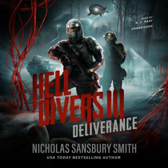 Download Hell Divers III: Deliverance by Nicholas Sansbury Smith