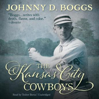 Kansas City Cowboys, Johnny D. Boggs