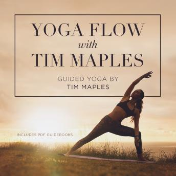 Yoga Flow with Tim Maples, Tim Maples
