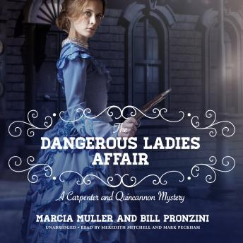 Dangerous Ladies Affair, Bill Pronzini, Marcia Muller