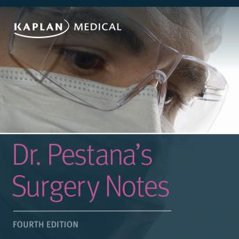 Download Dr. Pestana's Surgery Notes: Top 180 Vignettes for the Surgical Wards by Carlos Pestana