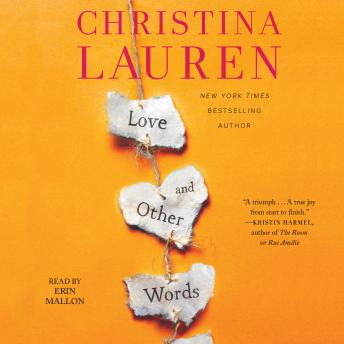 Love and Other Words sample.