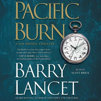 Pacific Burn: A Thriller, Barry Lancet