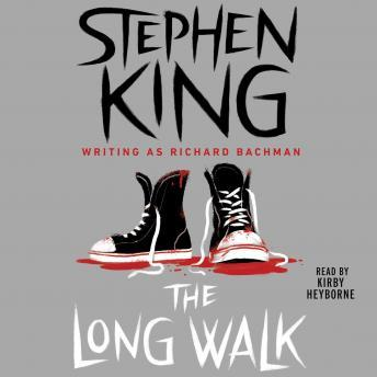 Long Walk, Audio book by Stephen King