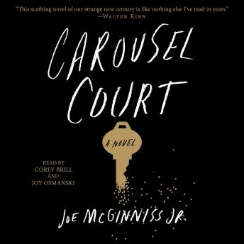 Carousel Court: A Novel, Joe McGinniss