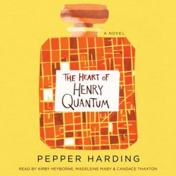 Heart of Henry Quantum, Pepper Harding