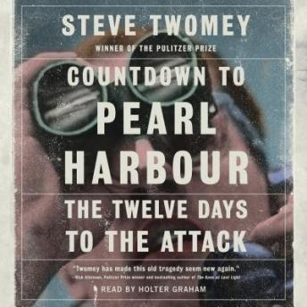 Countdown to Pearl Harbor, Steve Twomey
