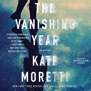 Vanishing Year: A Novel, Kate Moretti