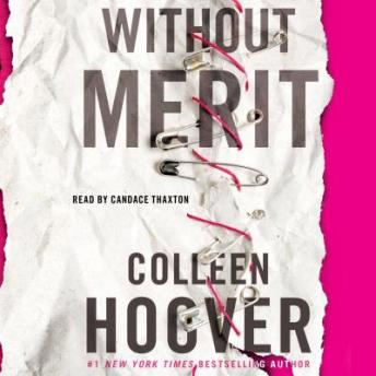 Without Merit: A Novel, Colleen Hoover
