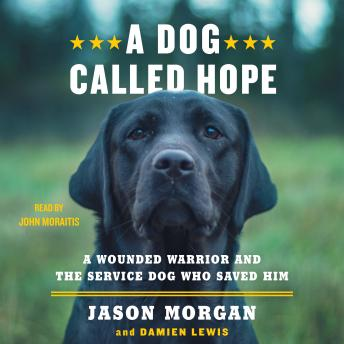 Dog Called Hope: A Wounded Warrior and the Service Dog Who Saved Him, Jason Morgan, Damien Lewis