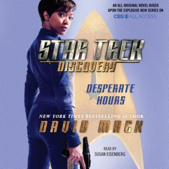Star Trek: Discovery: Desperate Hours, David Mack