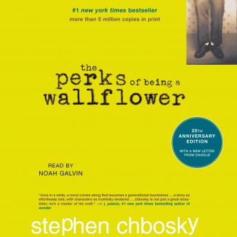 Perks of Being a Wallflower, Audio book by Stephen Chbosky