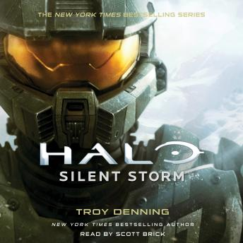 Halo: Silent Storm: A Master Chief Story