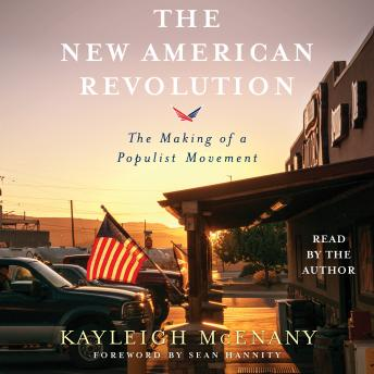 The New American Revolution: The Making of a Populist Movement Audiobook Free Download Online