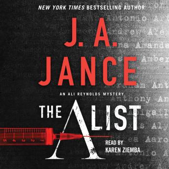 Download List by J.A. Jance