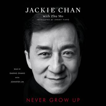 Download Never Grow Up by Jackie Chan