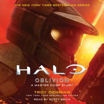 HALO: Oblivion: A Master Chief Story, Troy Denning