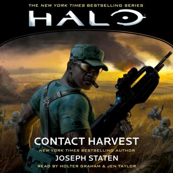 HALO: Contact Harvest sample.