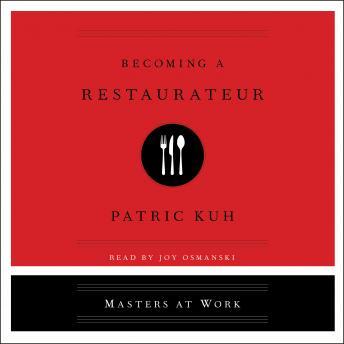 Becoming A Restaurateur