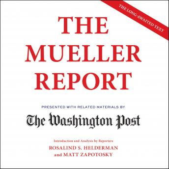 Download Mueller Report by The Washington Post