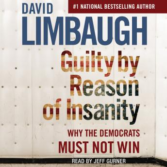 Download Guilty By Reason of Insanity: Why The Democrats Must Not Win by David Limbaugh