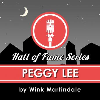 Download Peggy Lee by Wink Martindale
