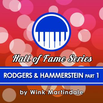 Rodgers and Hammerstein - Part 1, Wink Martindale