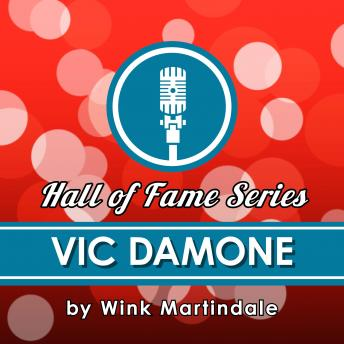 Vic Damone, Audio book by Wink Martindale