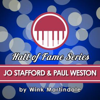 Jo Stafford & Paul Weston, Wink Martindale