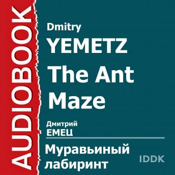 ШНыр. Книга 5. Муравьиный лабиринт, Audio book by Dmitry Yemetz