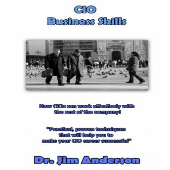 CIO Business Skills: How CIOs Can Work Effectively with the Rest of the Company! sample.