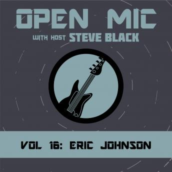 Eric Johnson, Steve Black