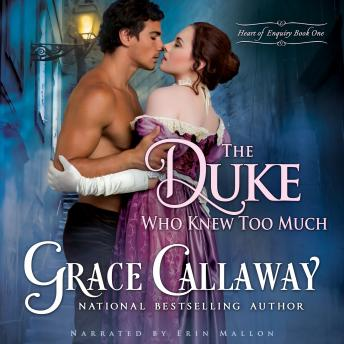 Duke Who Knew Too Much, Grace Callaway