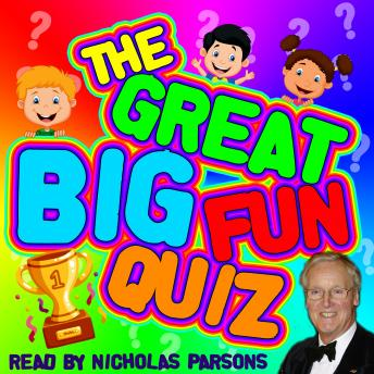 Great Big Fun Quiz, Tim De Jongh