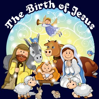 Birth Of Jesus, Jay Loring, Traditional