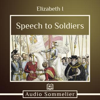 Speech to Soldiers