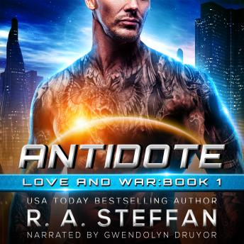 Download Antidote: Love and War, Book 1 by R. A. Steffan