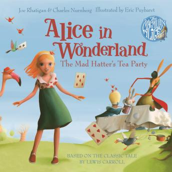 Alice in Wonderland: The Mad Hatter's Tea Party