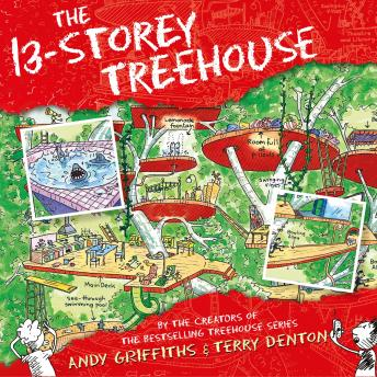 Download 13-Storey Treehouse by Andy Griffiths