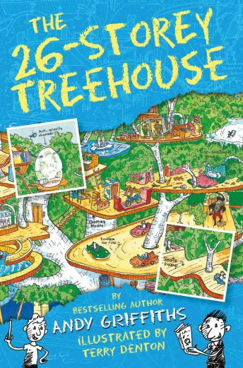 Download 26-Storey Treehouse by Andy Griffiths