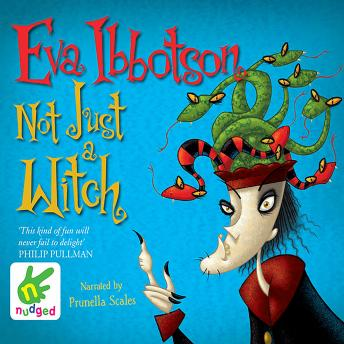 Not Just a Witch, Eva Ibbotson