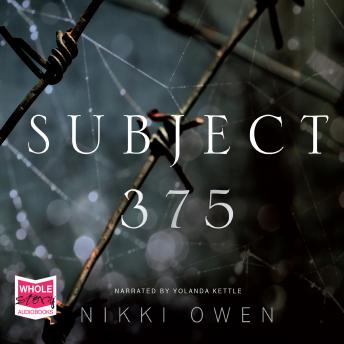 Subject 375, Nikki Owen