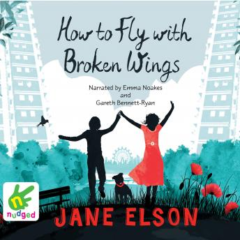 How to Fly With Broken Wings, Jane Elson