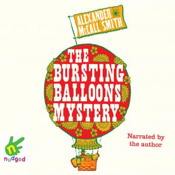 Bursting Balloons Mystery, Alexander McCall Smith