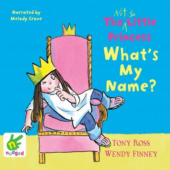 Not So Little Princess: What's My Name?, Wendy Finney, Tony Ross