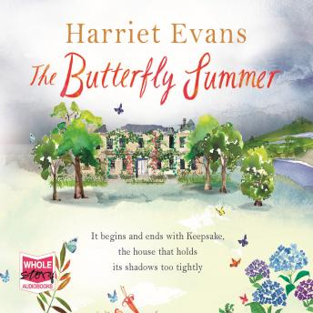 Butterfly Summer, Harriet Evans